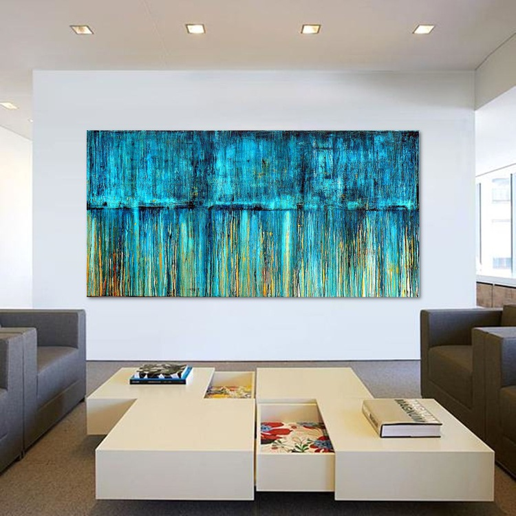 The Emotional Creation #93, 200 x 100 cm - 80 x 40 in - Image 0