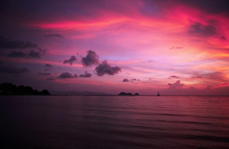 Sunset,  Ko Pha Ngan, Thailand - Image 0