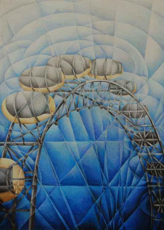 Millennium Wheel -