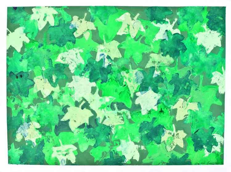 Camo Leaves