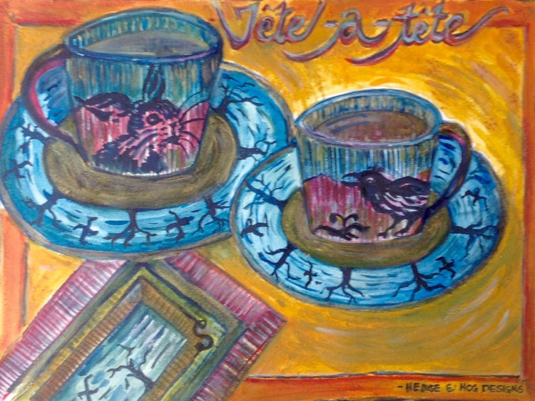 Tea for two - Image 0