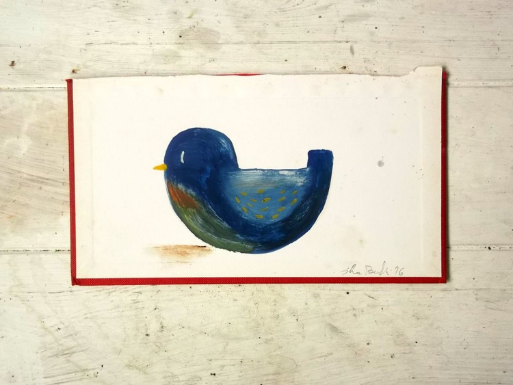 blue bird - Image 0