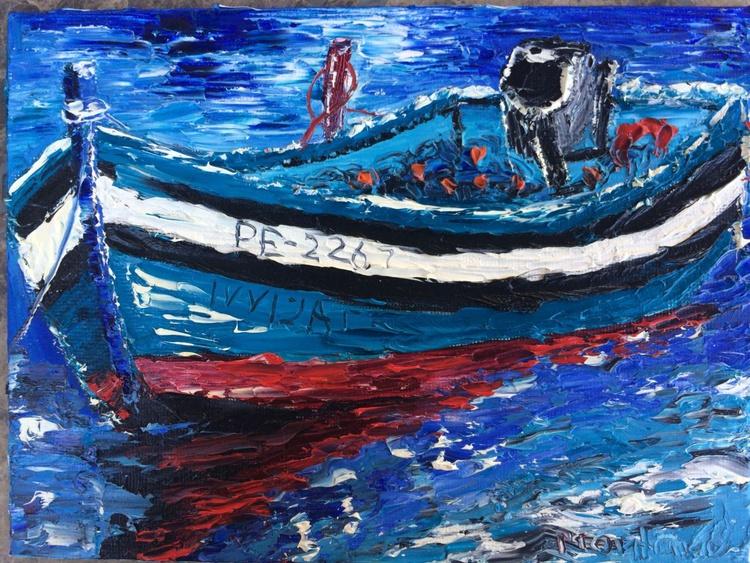 Fishing boat - Image 0