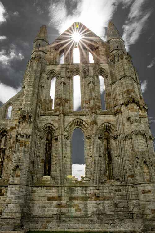 Capturing the setting rays -