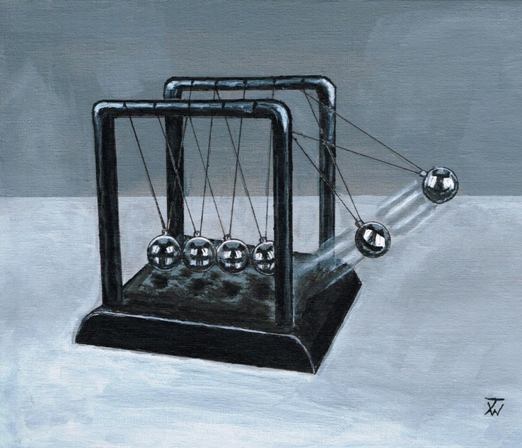 Newtons Cradle - Image 0