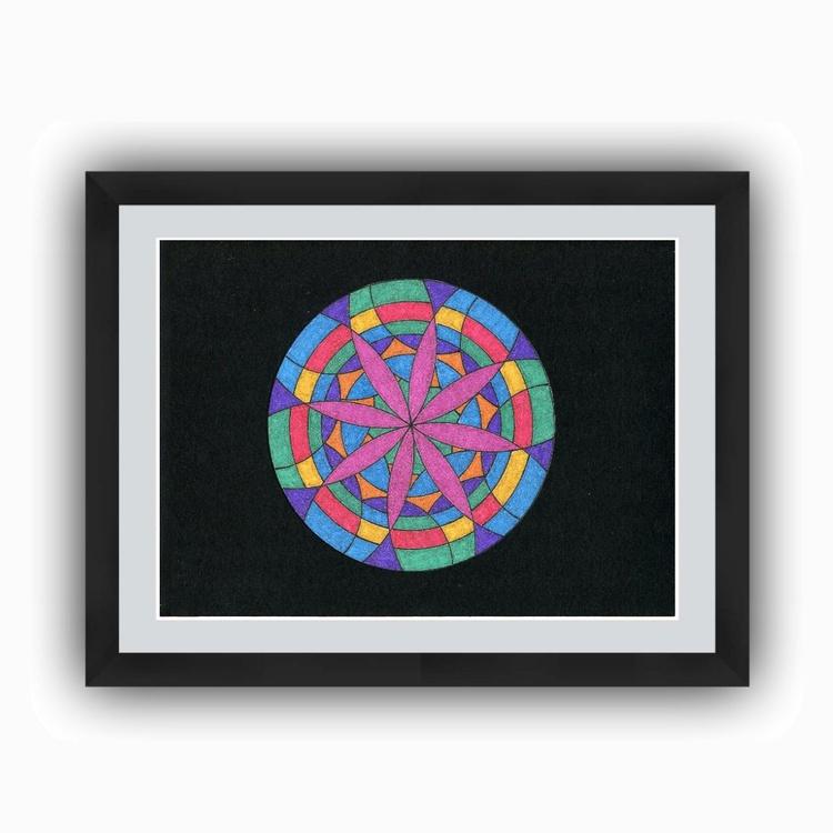 Mandala #4 - Image 0