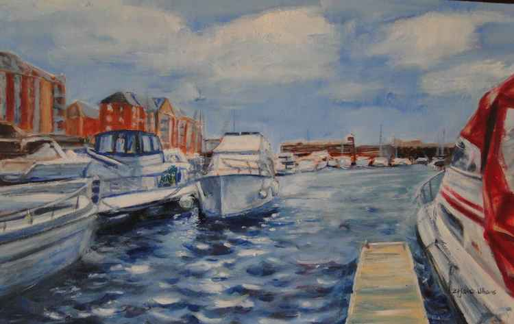 Swansea Marina -
