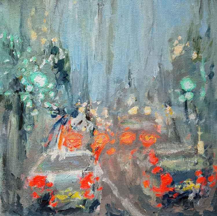City Rain -