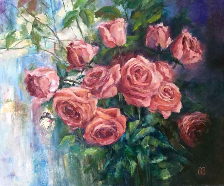 Cool roses -