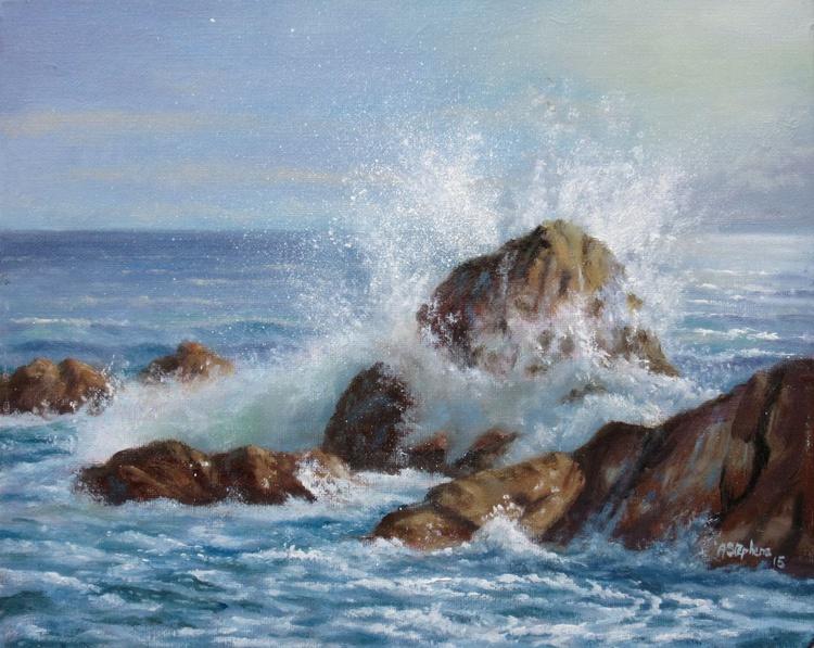 Rock & Sea - Image 0