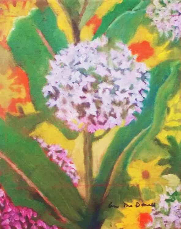 Calendar Flower