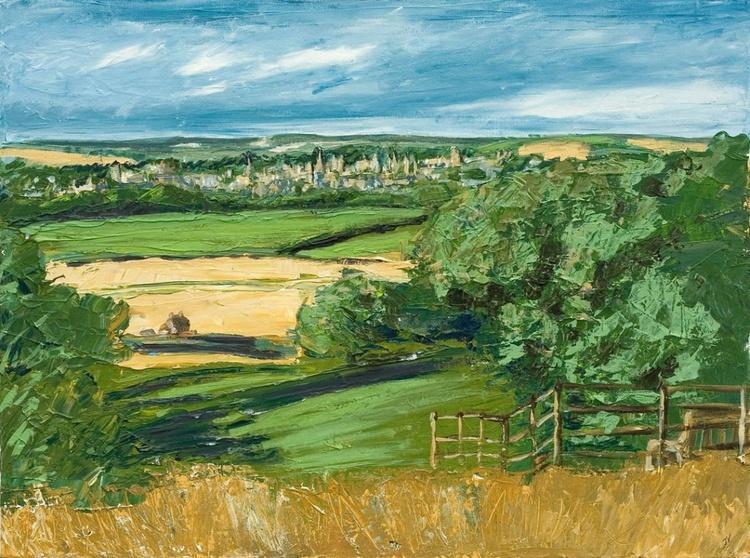 Oxford boars hill - Image 0