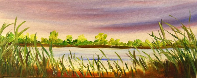Flowing reeds - Image 0