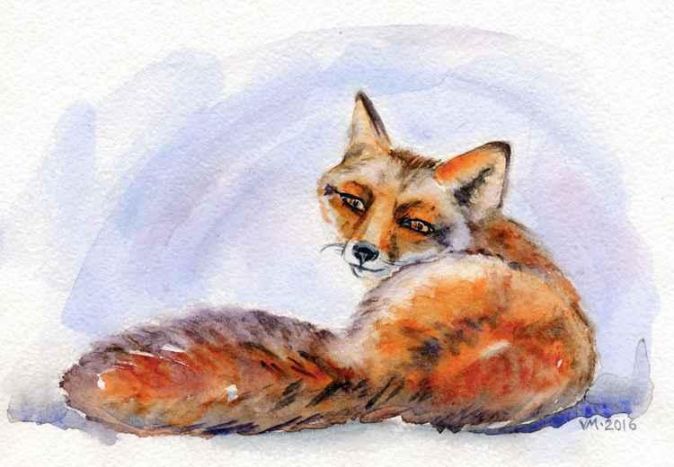 Fox1 -