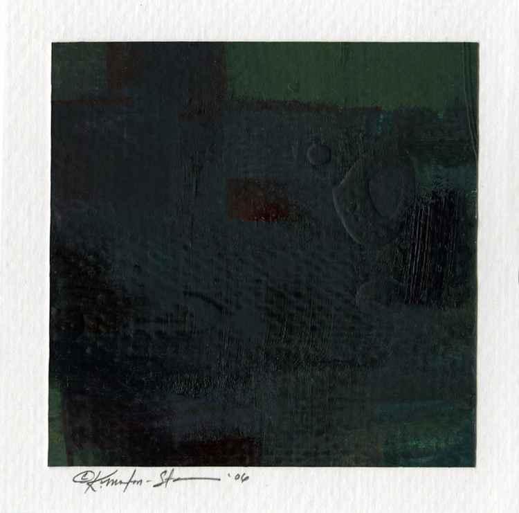 Abstraction No. 706 -