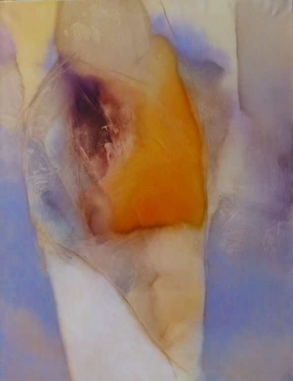 Oil on canvas #34 116x89 - Image 0