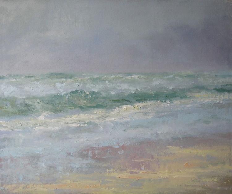 Waves,60x50cm - Image 0