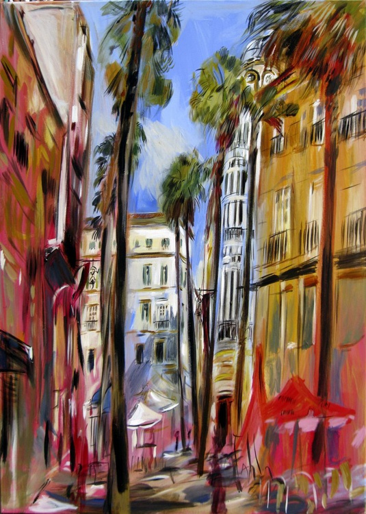 Malaga - Puerta del Mar - Image 0