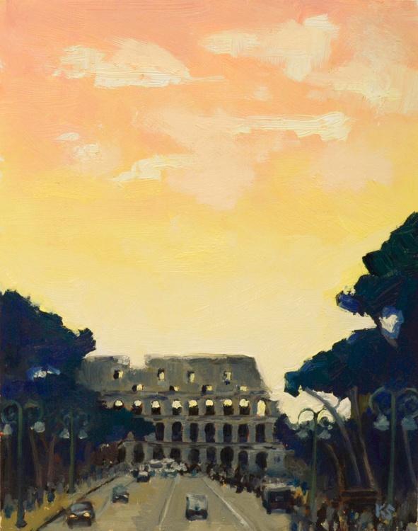 Roma Dusk - Image 0