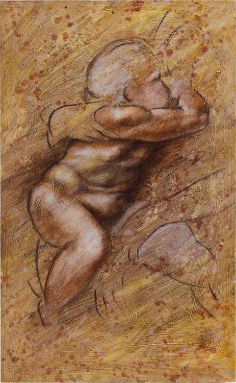 Copy Michelangelo drawing - Image 0
