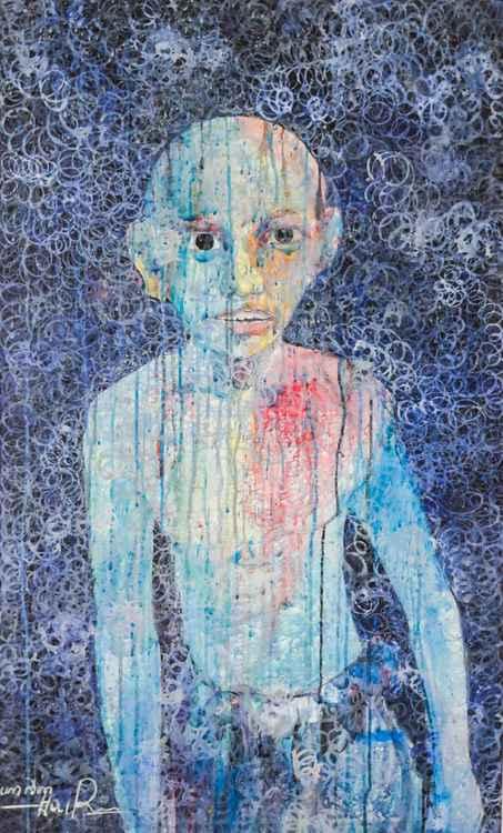 Blue boy -