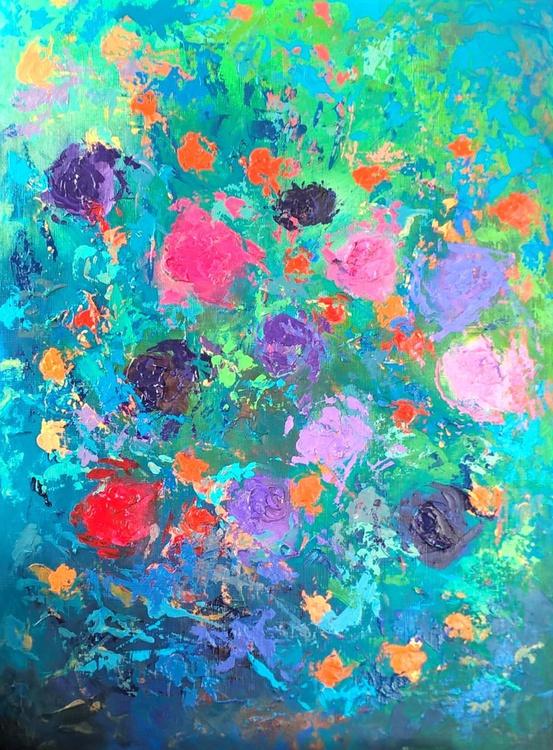 Garden in Bloom - Image 0