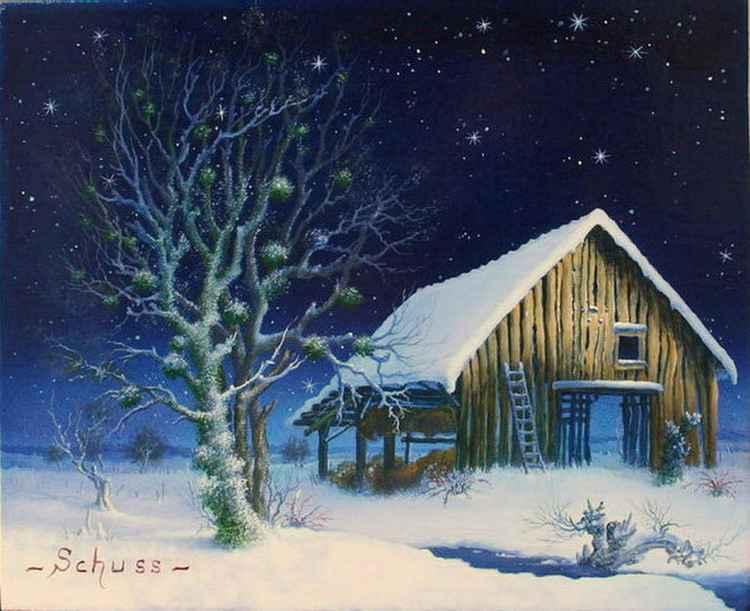 Winter light -