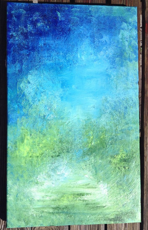 Meadow Through The Glass - Image 0
