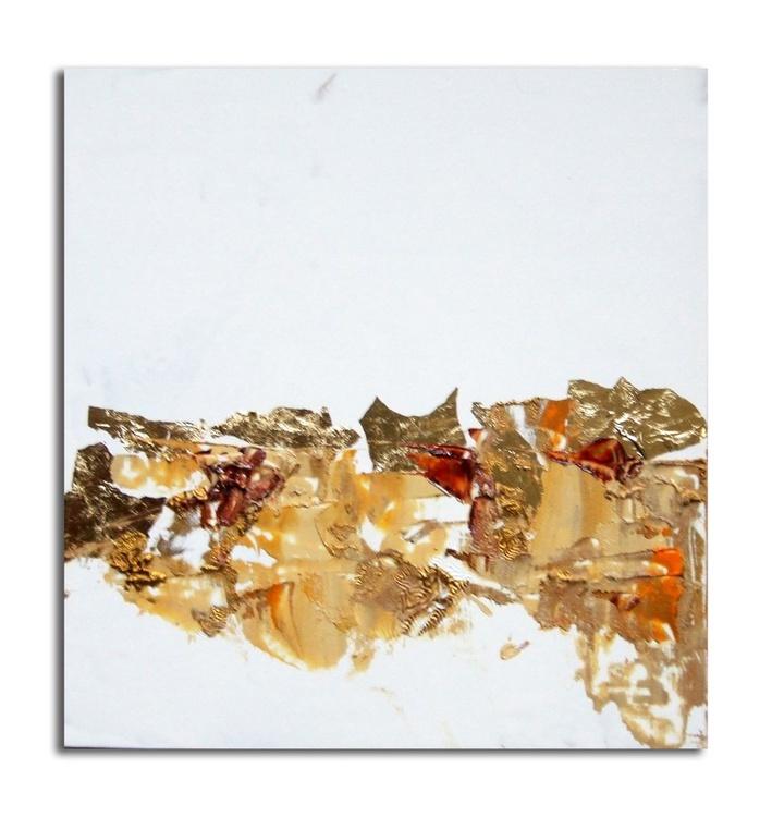 Abstract No II / Mixed media - Image 0