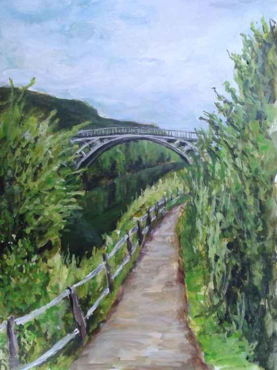 Path to the Ironbridge