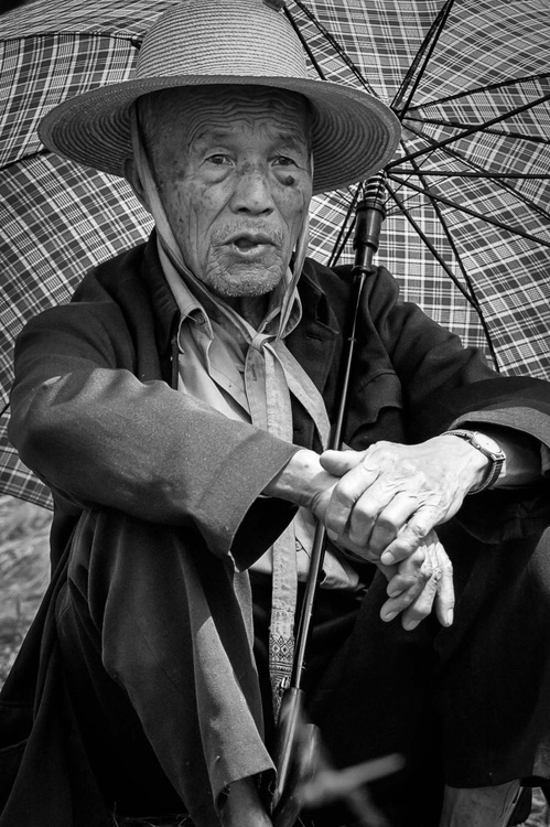 The chinese man from Yunnan - Image 0