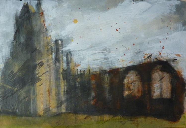 Whitby Abbey Ten - Image 0