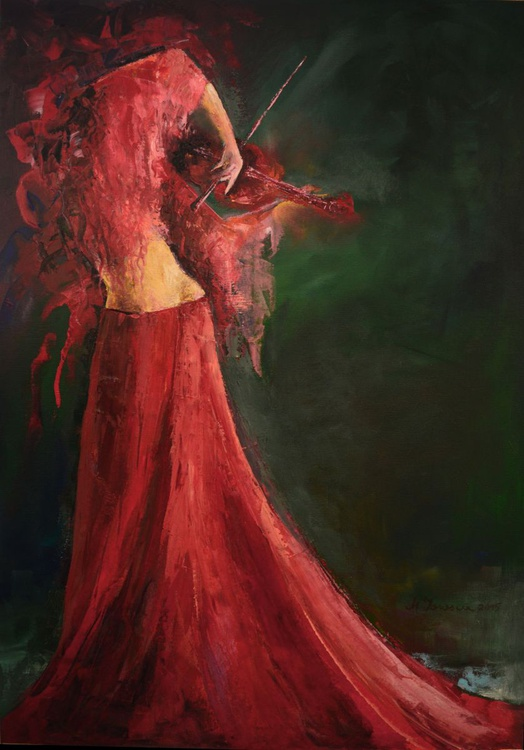 """The Red Violin"" - Image 0"