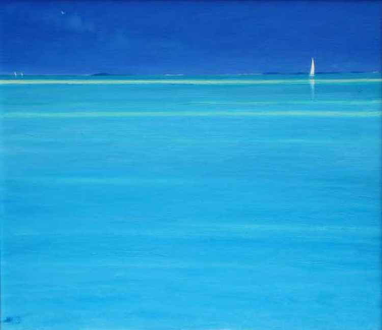 Off Whale Cay, Abaco -