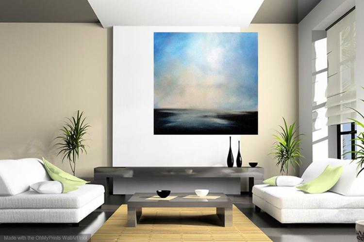 Blue coast    'LARGE' - Image 0