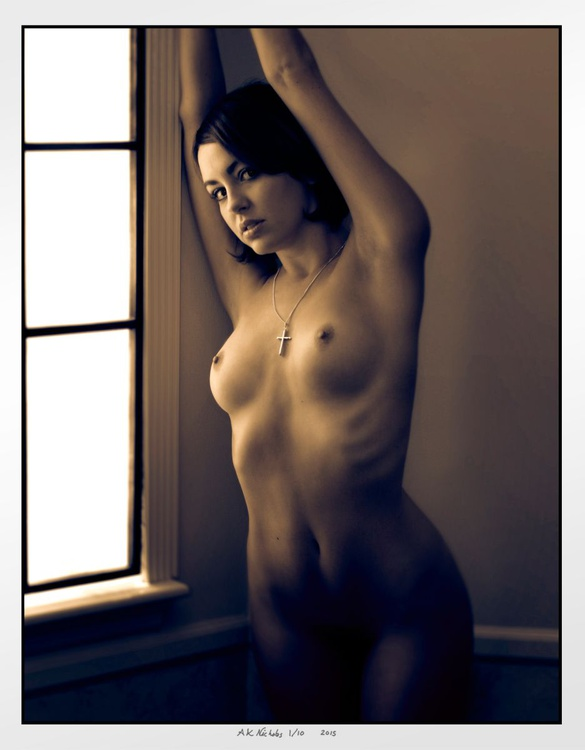 Lauren by the Window - Limited edition 3/25 - Image 0