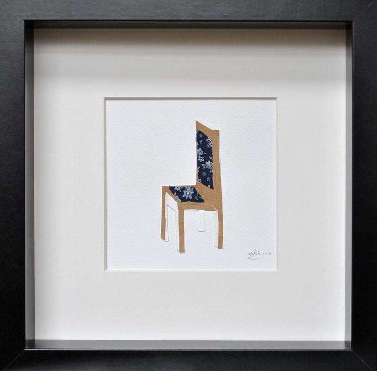 A Piece From A Film - Chair - Image 0
