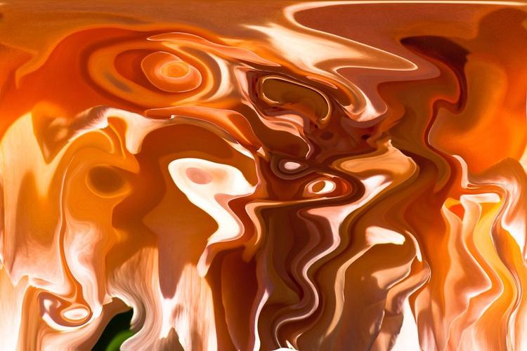dark and light orange color - Image 0
