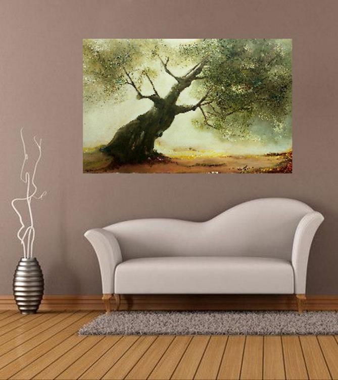 Under the tree - Image 0