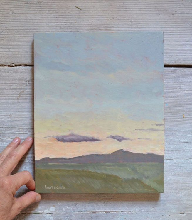 Late Summer Sunset over the Tiber Valley - Image 0
