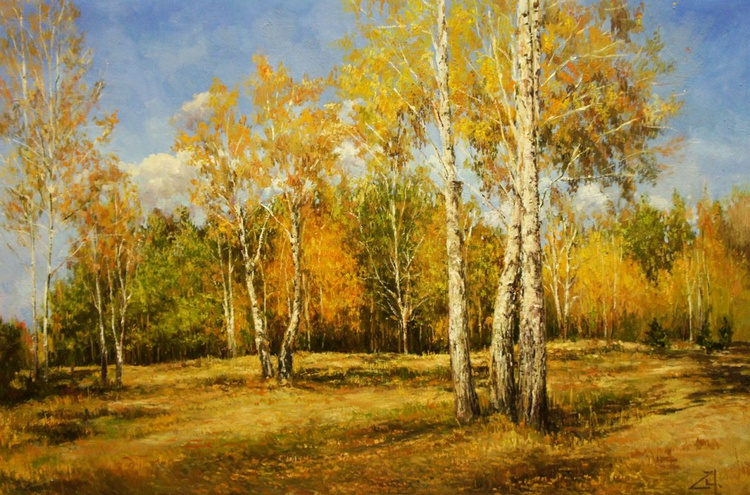 Autumn Birch - Image 0