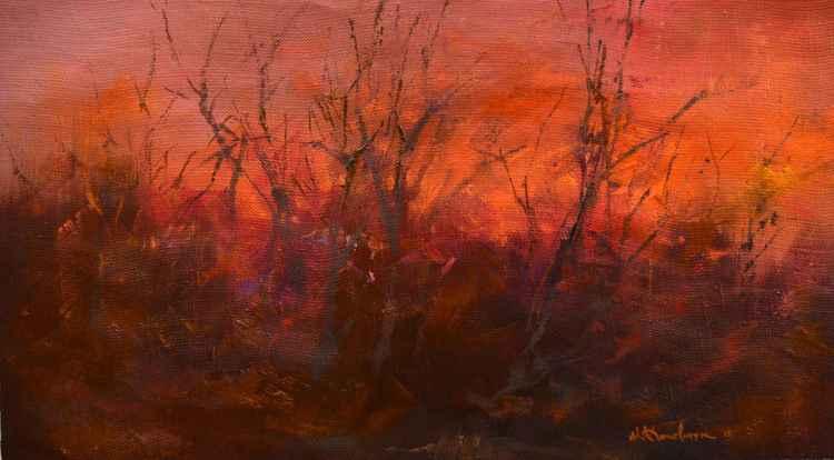 Evening outskirts -