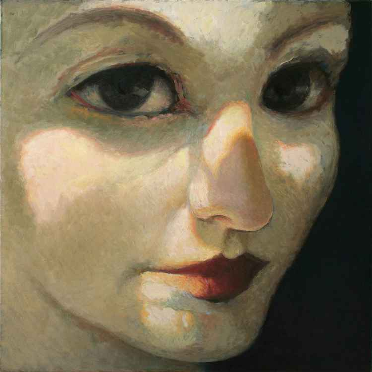 Head of a woman 3 -