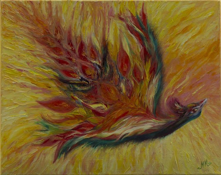 Flame Bird - Image 0