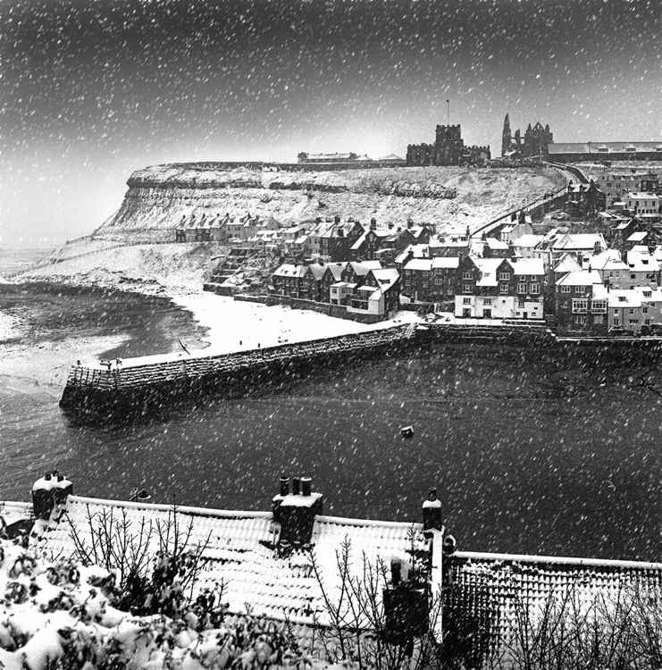 Whitby Snowstorm