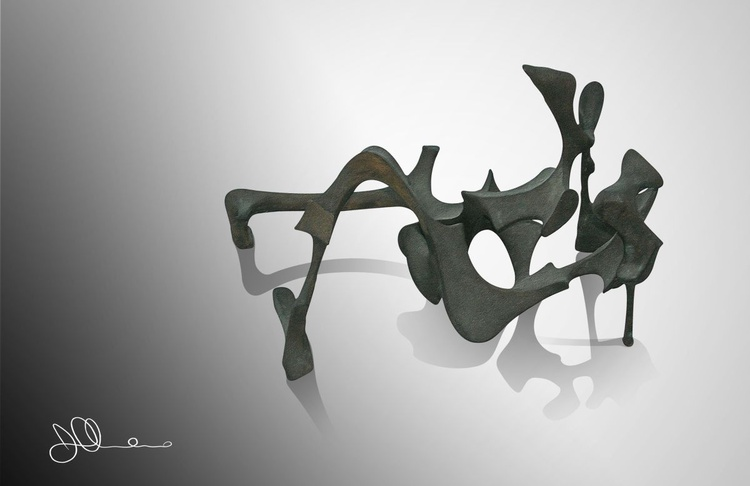 Reclining Figure   Bronze Age Collection - Image 0