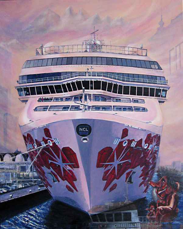 Norwegian gem    (Cat N° 4949) -