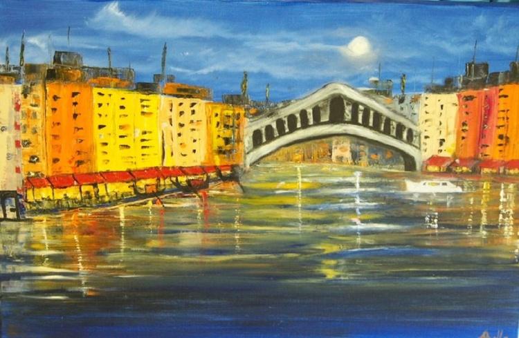 Romantic Waterways of Venice - Image 0