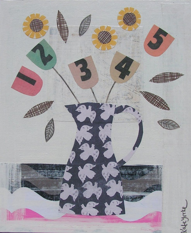Counting Flowers - Image 0