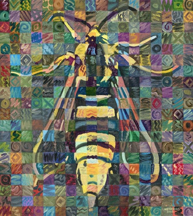 Hornet Moth No. 2 - Image 0
